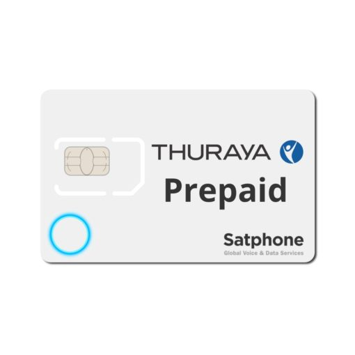 Thuraya Prepaid SIM