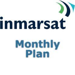 Inmarsat monthly