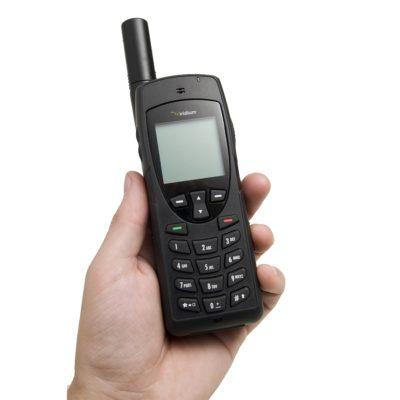 Iridium 9555 Handheld