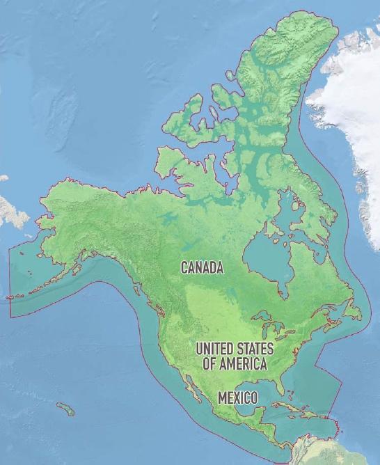 PTT Telephony North America Region