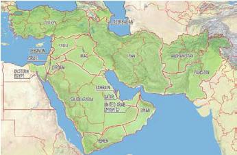 Iridium Push To Talk Middle East