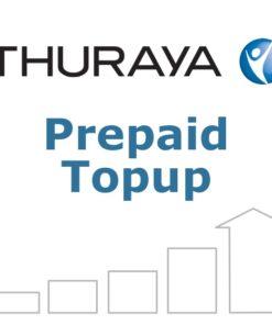 Thuraya Prepaid Topup