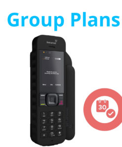 IsatPhone 2 Group Plans