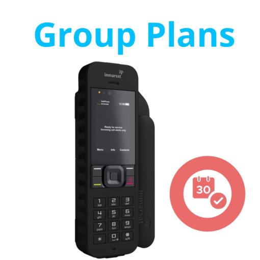 IsatPhone 2 Group Plans